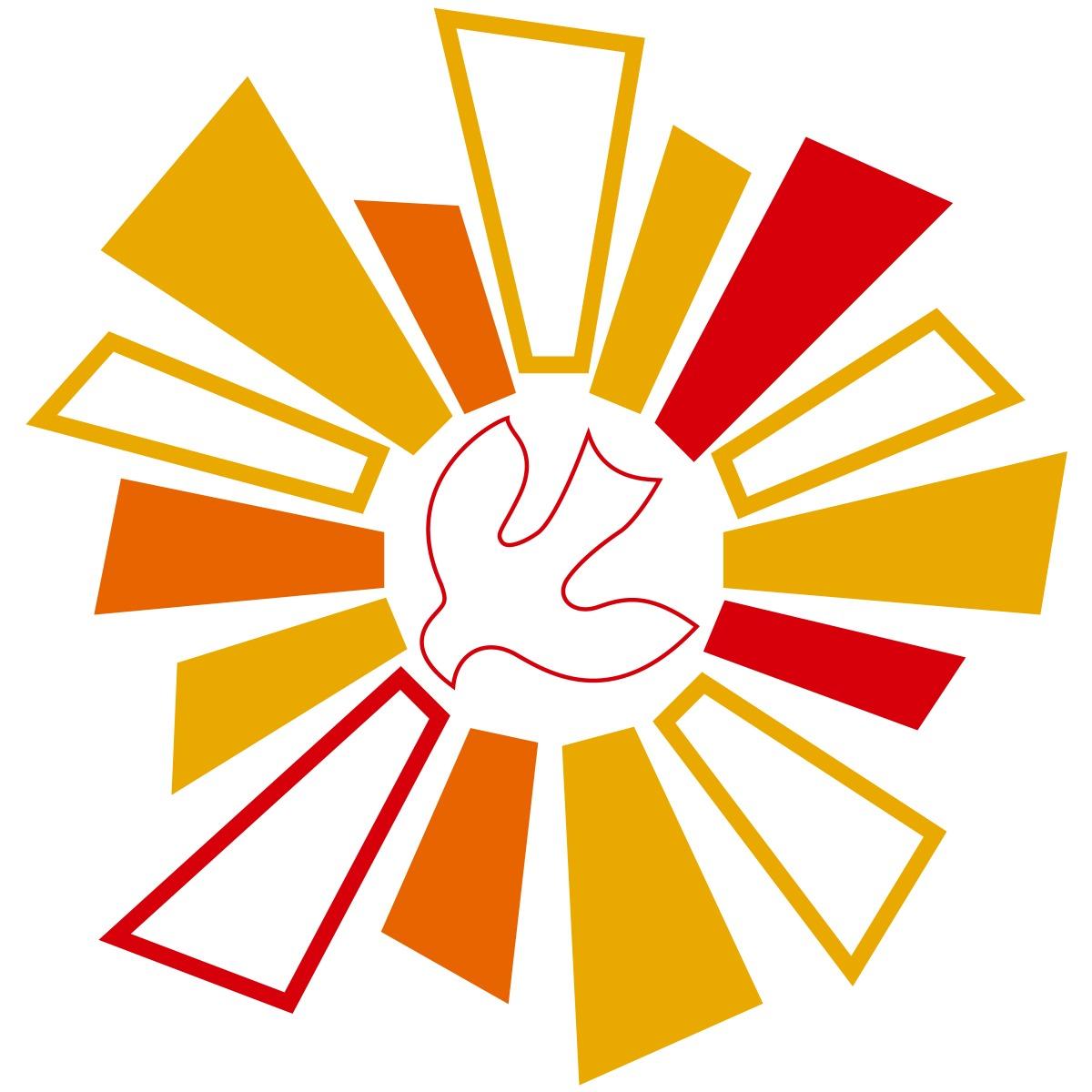 Joyfully gifted parish retreat st francis xavier catholic church joyfully gifted logo dove sunsm buycottarizona